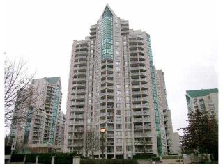 """Photo 1: 1203 1199 EASTWOOD Street in Coquitlam: North Coquitlam Condo for sale in """"2010"""" : MLS®# V863673"""