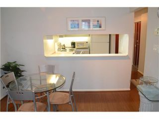 Photo 5: 1207 1238 Melville Street in Vancouver: Coal Harbour Condo for sale (Vancouver West)  : MLS®# V1104265