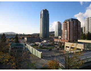 "Photo 9: 606 1148 HEFFLEY Crescent in Coquitlam: North Coquitlam Condo for sale in ""THE CENTURA"" : MLS®# V795561"