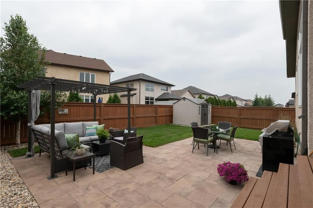 Photo 25: Photos: 22 Vestford Place in Winnipeg: South Pointe Residential for sale (1R)  : MLS®# 202116964