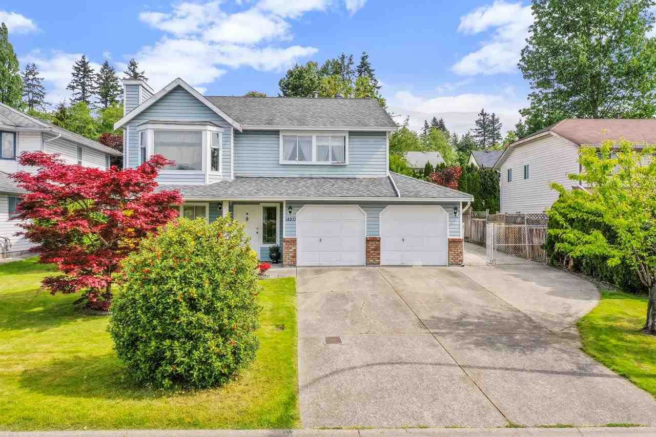 """Main Photo: 14271 67 Avenue in Surrey: East Newton House for sale in """"HYLAND"""" : MLS®# R2581926"""