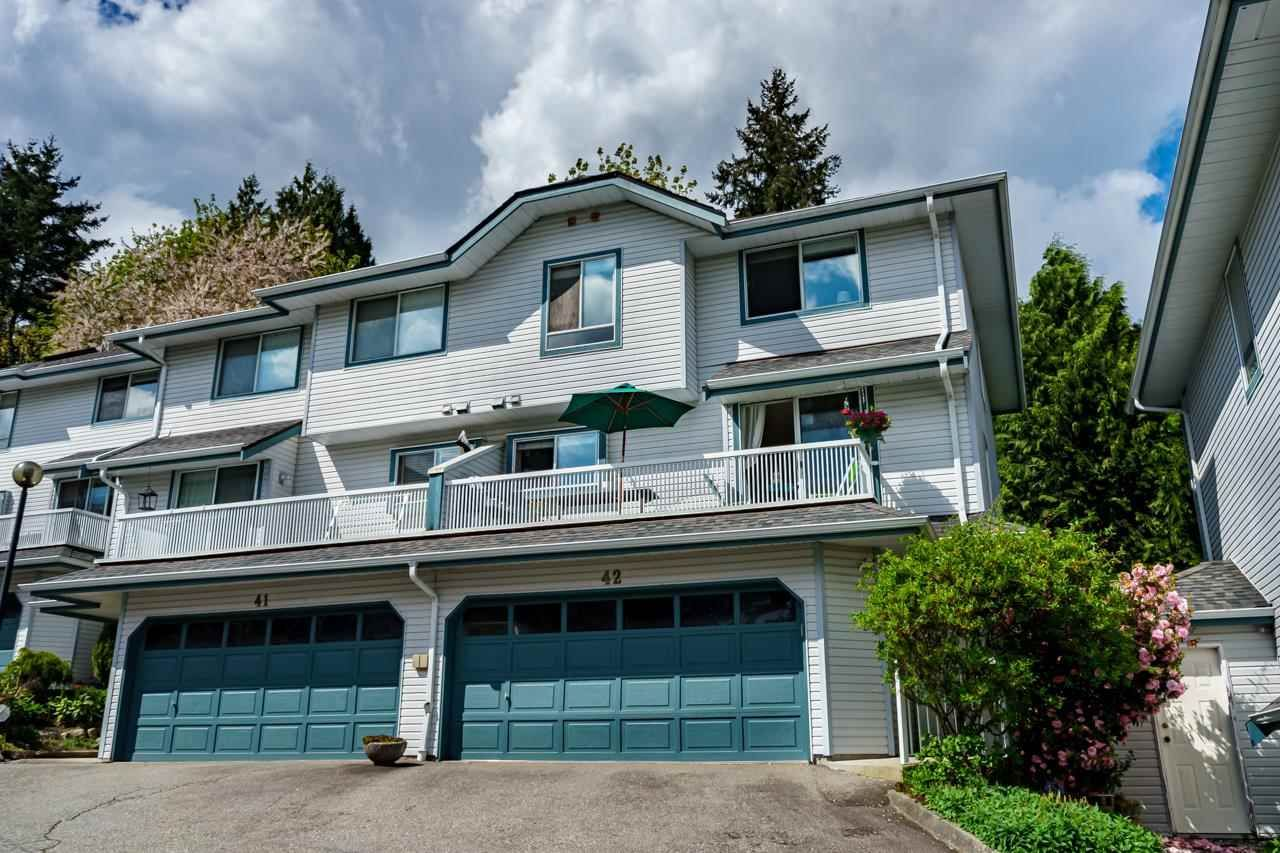 "Main Photo: 42 1355 CITADEL Drive in Port Coquitlam: Citadel PQ Townhouse for sale in ""CITADEL MEWS"" : MLS®# R2572774"