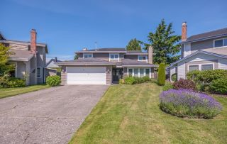 Photo 1: 8220 COLDFALL Court in Richmond: Boyd Park House for sale : MLS®# R2592335