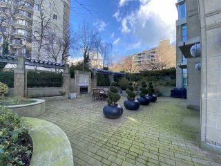 Photo 36: 501 1005 BEACH AVENUE in Vancouver: West End VW Condo for sale (Vancouver West)  : MLS®# R2544635