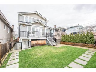 Photo 20: 2646 E 5TH Avenue in Vancouver: Renfrew VE House for sale (Vancouver East)  : MLS®# R2232613