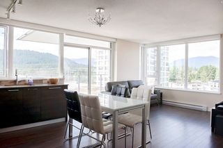 Photo 1: 804 570 EMERSON Street in Coquitlam: Coquitlam West Condo for sale : MLS®# R2399005