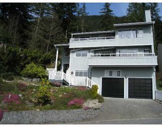 """Photo 1: 5650 EAGLE Court in North_Vancouver: Grouse Woods House for sale in """"EAGLE NEST"""" (North Vancouver)  : MLS®# V704250"""