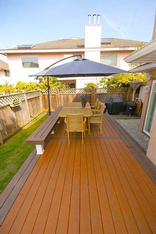 """Photo 16: 9 7171 BLUNDELL Road in Richmond: Brighouse South Townhouse for sale in """"PARC MERLIN"""" : MLS®# R2261227"""