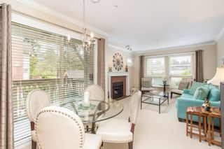 """Photo 9: 214 843 22ND Street in West Vancouver: Dundarave Condo for sale in """"TUDOR GARDENS"""" : MLS®# R2528064"""