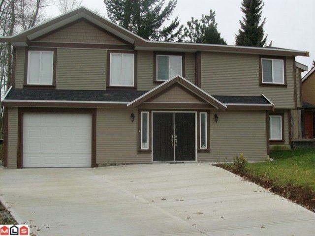 Photo 1: Photos: 6603 SWANSON Place in Surrey: West Newton House for sale : MLS®# F1102997