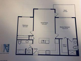 "Photo 3: 315 6440 194 Street in Surrey: Clayton Condo for sale in ""Waterstone"" (Cloverdale)  : MLS®# R2377087"