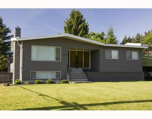 Main Photo: 1770 SHANNON CT in Coquitlam: House for sale : MLS®# V776685