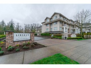 "Photo 1: 208 19366 65 Avenue in Surrey: Clayton Condo for sale in ""LIBERTY"" (Cloverdale)  : MLS®# R2251353"