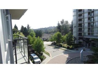 "Photo 3: 508 575 DELESTRE Avenue in Coquitlam: Coquitlam West Condo for sale in ""CORA TOWERS"" : MLS®# V1138980"