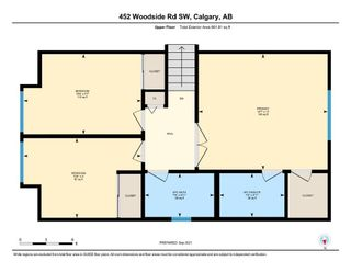 Photo 35: 452 Woodside Road SW in Calgary: Woodlands Detached for sale : MLS®# A1147030