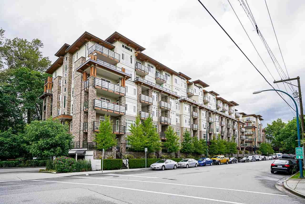"""Main Photo: 404 2465 WILSON Avenue in Port Coquitlam: Central Pt Coquitlam Condo for sale in """"ORCHID RIVERSIDE CONDOS"""" : MLS®# R2589987"""