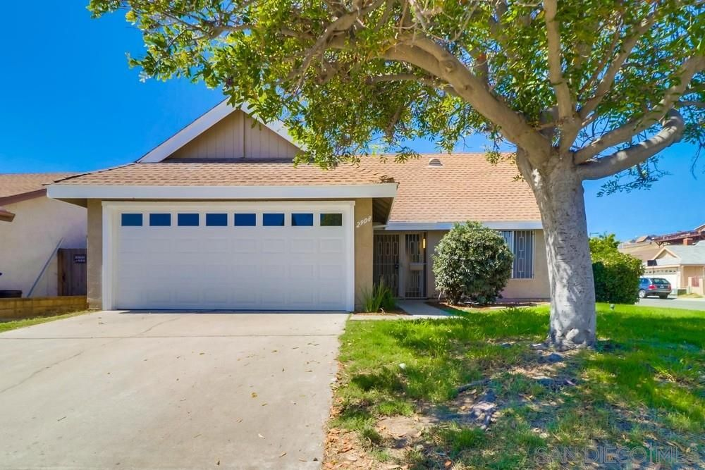 Main Photo: PARADISE HILLS House for sale : 3 bedrooms : 2908 Pettigo Drive in San Diego