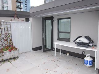 Photo 17: 802 1160 BURRARD STREET in Vancouver: Downtown VW Condo for sale (Vancouver West)  : MLS®# R2318679