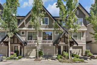 """Photo 1: 41 15152 62A Avenue in Surrey: Sullivan Station Townhouse for sale in """"UPLANDS"""" : MLS®# R2591094"""