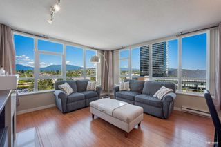 """Photo 8: 1102 4400 BUCHANAN Street in Burnaby: Brentwood Park Condo for sale in """"MOTIF AT CITI"""" (Burnaby North)  : MLS®# R2605054"""