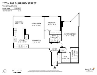 """Photo 18: 1703 909 BURRARD Street in Vancouver: West End VW Condo for sale in """"Vancouver Tower"""" (Vancouver West)  : MLS®# R2625529"""