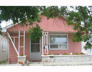 Photo 1: 262 LULU Street in WINNIPEG: Brooklands / Weston Residential for sale (West Winnipeg)  : MLS®# 2813917