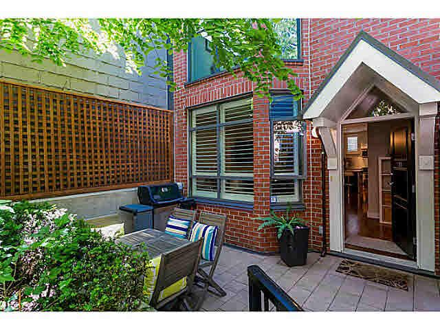 Main Photo: 844 W 6TH AVENUE in : Fairview VW Townhouse for sale (Vancouver West)  : MLS®# V1129455