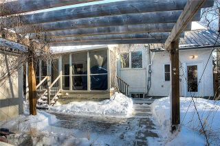 Photo 20: 171 Brock Street in Winnipeg: River Heights North Single Family Detached for sale (1C)  : MLS®# 1901595