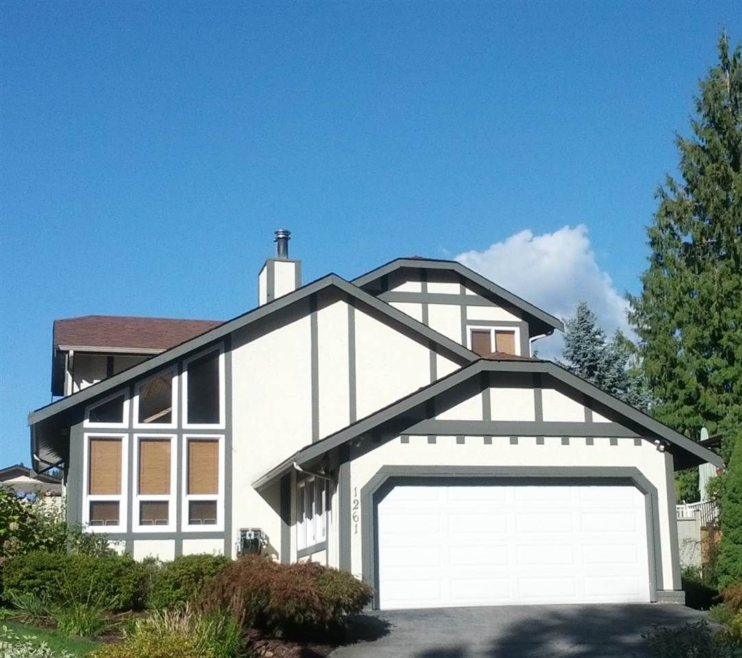 Photo 1: Photos: 1261 LYNWOOD Avenue in Port Coquitlam: Oxford Heights House for sale : MLS®# R2111788