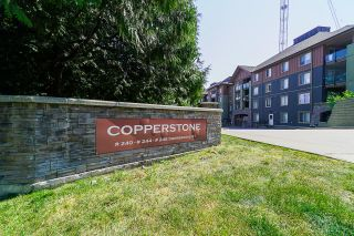 """Photo 1: 1407 248 SHERBROOKE Street in New Westminster: Sapperton Condo for sale in """"COPPERSTONE"""" : MLS®# R2598035"""
