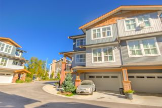 """Photo 28: 18 24086 104 Avenue in Maple Ridge: Albion Townhouse for sale in """"WILLOW"""" : MLS®# R2503932"""