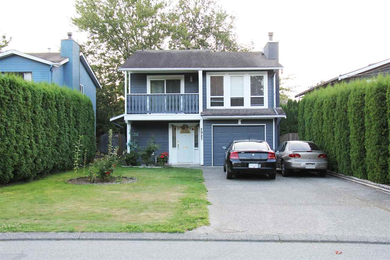 Main Photo: 2927 BABICH Street in Abbotsford: Central Abbotsford House for sale : MLS®# R2494524