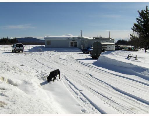 Main Photo: 19740 CHIEF LAKE Road in Prince_George: Nukko Lake Manufactured Home for sale (PG Rural North (Zone 76))  : MLS®# N180457