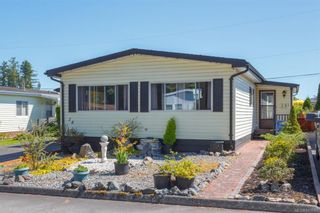 Photo 3: 28 7701 Central Saanich Rd in : CS Hawthorne Manufactured Home for sale (Central Saanich)  : MLS®# 845563