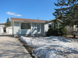 Photo 1: 158 Hatcher Road in WINNIPEG: Transcona Residential for sale (North East Winnipeg)  : MLS®# 1405228