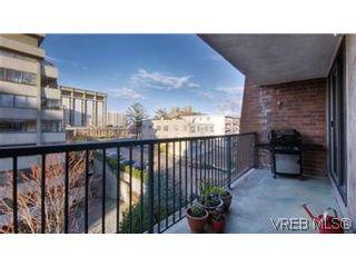 Photo 2: 606 777 Blanshard St in VICTORIA: Vi Downtown Condo for sale (Victoria)  : MLS®# 600007