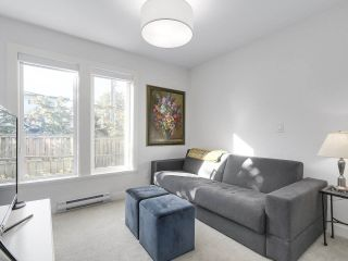 Photo 10: 1 1540 GRANT Street in Vancouver: Grandview VE Townhouse for sale (Vancouver East)  : MLS®# R2211717