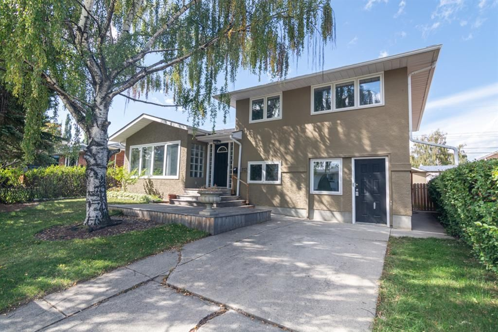Main Photo: 112 Brown Crescent NW in Calgary: Brentwood Detached for sale : MLS®# A1131945