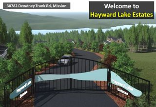 """Photo 2: 30782 DEWDNEY TRUNK Road in Mission: Stave Falls Land for sale in """"HAYWARD LAKE ESTATES INC."""" : MLS®# R2607109"""