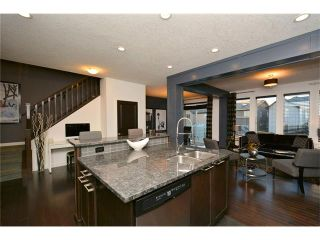 Photo 13: 12 SAGE MEADOWS Circle NW in Calgary: Sage Hill House for sale : MLS®# C4053039