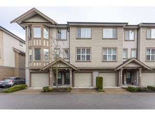 """Photo 1: 46 14838 61 Avenue in Surrey: Sullivan Station Townhouse for sale in """"SEQUOIA"""" : MLS®# R2564891"""