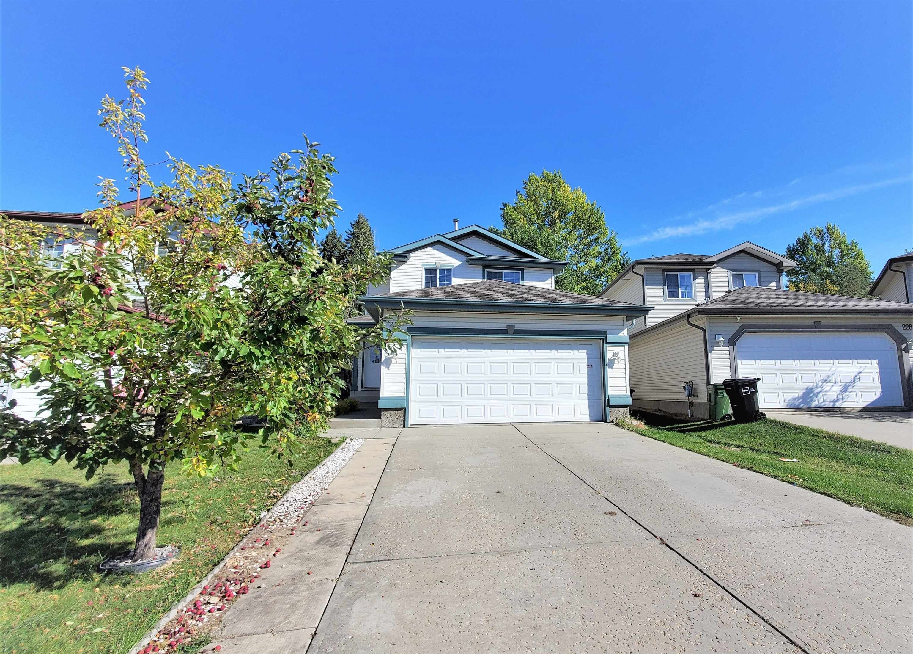 Main Photo: 230 HYNDMAN Crescent in Edmonton: Zone 35 House for sale : MLS®# E4264203