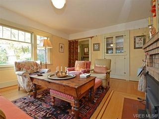 Photo 4: 1332 Carnsew St in VICTORIA: Vi Fairfield West House for sale (Victoria)  : MLS®# 744346