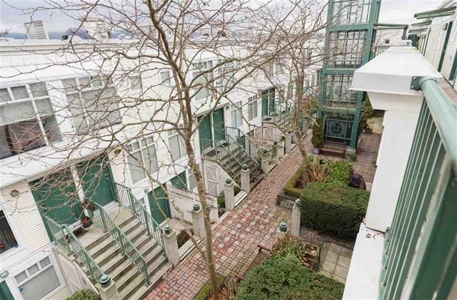 Main Photo: #410 3727 W 10th Av in Vancouver: Point Grey Townhouse for sale (Vancouver West)  : MLS®# R2135109
