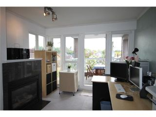 """Photo 4: 312 2025 STEPHENS Street in Vancouver: Kitsilano Condo for sale in """"STEPHENS COURT"""" (Vancouver West)  : MLS®# V892280"""