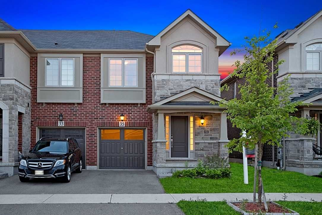 Main Photo: 35 Heaven Crescent in Milton: Ford House (2-Storey) for sale : MLS®# W5271829