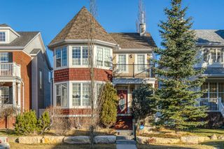 Photo 1: 2160 Vimy Way SW in Calgary: Garrison Woods Detached for sale : MLS®# A1096852