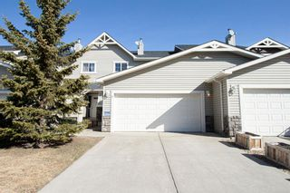 Main Photo: 27 Arbours Circle NW: Langdon Row/Townhouse for sale : MLS®# A1064828