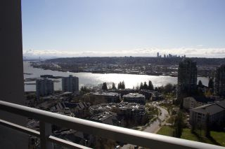 """Photo 1: 2005 280 ROSS Drive in New Westminster: Fraserview NW Condo for sale in """"THE CARLYLE ON VICTORIA HILL"""" : MLS®# R2563720"""