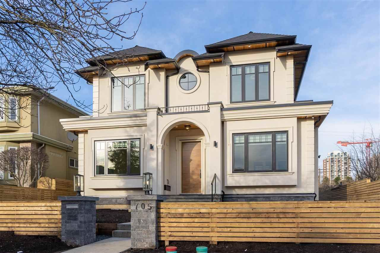 Main Photo: 705 W 60TH Avenue in Vancouver: Marpole House for sale (Vancouver West)  : MLS®# R2540997